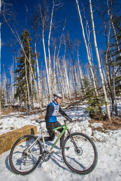 """Photos from the inaugural cross country bicycle race during the 2013 Springfest on the Fairbanks campus.  <div class=""""ss-paypal-button"""">Filename: LIF-13-3804-120.jpg</div><div class=""""ss-paypal-button-end"""" style=""""""""></div>"""