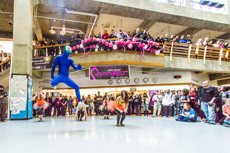 """Dancers perform in Wood Center as part of SpringFest 2013.  <div class=""""ss-paypal-button"""">Filename: LIF-13-3798-97.jpg</div><div class=""""ss-paypal-button-end"""" style=""""""""></div>"""