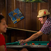"Students unwind over a game of pool in the Wood Center Pub on the Fairbanks campus. (Note: Taken as part of commercial shoot with Nerland Agency -- use with discretion!)  <div class=""ss-paypal-button"">Filename: LIF-12-3563-003.jpg</div><div class=""ss-paypal-button-end"" style=""""></div>"