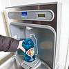 "Students take advantage of a free drinking water dispenser in Wood Center aimed at reducing the number of plastic bottles that end up in the Fairbanks landfill.  <div class=""ss-paypal-button"">Filename: LIF-11-3215-11.jpg</div><div class=""ss-paypal-button-end"" style=""""></div>"