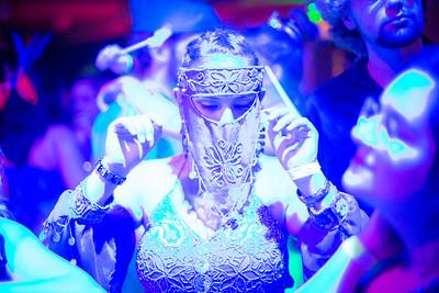 UAF ResLife hosts their annual Halloween dance at the HesRec Center.  Filename: LIF-14-4367-90.jpg