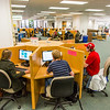 "Students browse the internet on the public computers set up on the main floor of the Rasmuson Library on the Fairbanks campus.  <div class=""ss-paypal-button"">Filename: LIF-13-3950-85.jpg</div><div class=""ss-paypal-button-end"" style=""""></div>"