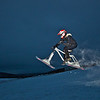 "Students take advantage of some free time during finals week to try out their modified ski-bike on the hill below the IAB greenhouse.  <div class=""ss-paypal-button"">Filename: LIF-11-3246-42.jpg</div><div class=""ss-paypal-button-end"" style=""""></div>"