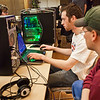 "Computer gaming is one of the big attractions during the annual PopCon weekend event in UAF's Wood Center.  <div class=""ss-paypal-button"">Filename: LIF-11-3218-110.jpg</div><div class=""ss-paypal-button-end"" style=""""></div>"