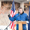 "U.S. Sen. Mark Begich delivers a speech honoring veterans during the Veterans Day Memorial Roll Call Monday, Nov. 12, 2012, at Constitution Park where volunteers read 6,635 names of service members killed in action while serving in Iraq and Afghanistan.  <div class=""ss-paypal-button"">Filename: LIF-12-3644-20.jpg</div><div class=""ss-paypal-button-end"" style=""""></div>"