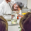 "Undergraduate biology major Jon Nations doubles as a mad scientist to demonstrate the power of liquid nitrogen during the Halloween party at the University of Alaska Museum of the North.  <div class=""ss-paypal-button"">Filename: LIF-13-3988-21.jpg</div><div class=""ss-paypal-button-end"" style=""""></div>"