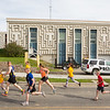 """Participants in the 5-kilometer 2016 Special Olympics Torch Run race down Yukon Drive on the Fairbanks campus May 21, 2016.  <div class=""""ss-paypal-button"""">Filename: LIF-16-4908-28.jpg</div><div class=""""ss-paypal-button-end""""></div>"""