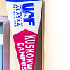 "A banner hangs outside the student lounge at UAF's Kuskokwim Campus in Bethel.  <div class=""ss-paypal-button"">Filename: LIF-16-4859-497.jpg</div><div class=""ss-paypal-button-end""></div>"