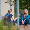 "Students enjoy the nice weather on campus during the first day of classes for the fall semester.  <div class=""ss-paypal-button"">Filename: LIF-12-3529-017.jpg</div><div class=""ss-paypal-button-end"" style=""""></div>"