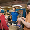 "Jeremy Langton discusses his senior design project with a family who attended the annual Eweek open house in the Duckering Building on campus.  <div class=""ss-paypal-button"">Filename: LIF-12-3302-35.jpg</div><div class=""ss-paypal-button-end"" style=""""></div>"