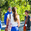 "New students: Naomi Cohen, Will Roberts, Nina Ruckhaus, Nina Sikes, and Carolyn Deskins chat on a sidewalk on their way to Moore Hall to play a game of billiards Tuesday August, 28, 2012 before the sart of the Fall Semester.  <div class=""ss-paypal-button"">Filename: LIF-12-3518-33.jpg</div><div class=""ss-paypal-button-end"" style=""""></div>"
