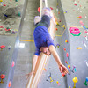 "Graduate student Stephany Jeffers practices her silk climbing skills in the SRC.  <div class=""ss-paypal-button"">Filename: LIF-13-3819-179.jpg</div><div class=""ss-paypal-button-end"" style=""""></div>"