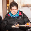 "Yuridia Smith lights a candle outside the Wood Center for a candlelight vigil as part of the World Aids Day activities on Saturday, Dec. 1, 2012.  <div class=""ss-paypal-button"">Filename: LIF-12-3668-5.jpg</div><div class=""ss-paypal-button-end"" style=""""></div>"