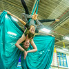 """Members of the UAF Silk Club practice their formations in the Student Recreation Center on the Fairbanks campus. The group, which boasts about 25 students and staff members meet twice a week to learn new moves and increase strength and flexibility.  <div class=""""ss-paypal-button"""">Filename: LIF-13-4025-10.jpg</div><div class=""""ss-paypal-button-end""""></div>"""