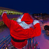 "Santa Claus made his annual rounds to various locations on the Fairbanks campus riding atop a University Fire Department truck a couple days before Christmas.  <div class=""ss-paypal-button"">Filename: LIF-11-3249-51.jpg</div><div class=""ss-paypal-button-end"" style=""""></div>"