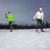 "UAF students Ian Wilkinson and Raphaela Sieber enjoy a morning loop around the campus ski trails.  <div class=""ss-paypal-button"">Filename: LIF-12-3348-67.jpg</div><div class=""ss-paypal-button-end"" style=""""></div>"