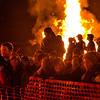"Students and community members join in the fun and feel the heat during the 2012 Starvation Gulch bonfires celebration.  <div class=""ss-paypal-button"">Filename: LIF-12-3571-142.jpg</div><div class=""ss-paypal-button-end"" style=""""></div>"