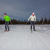 "UAF students Ian Wilkinson and Raphaela Sieber enjoy a morning loop around the campus ski trails.  <div class=""ss-paypal-button"">Filename: LIF-12-3348-62.jpg</div><div class=""ss-paypal-button-end"" style=""""></div>"