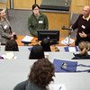 "High school and college students attended the 2012 Alaska Interior Medical Education Summit on careers in the healthcare industry Saturday, Oct. 27, 2012 at the Reichardt Building on campus.  <div class=""ss-paypal-button"">Filename: LIF-12-3617-56.jpg</div><div class=""ss-paypal-button-end"" style=""""></div>"