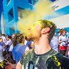 "Students enjoy getting doused with colored dye before participating in a 5-kilometer run during SpringFest on the Fairbanks campus.  <div class=""ss-paypal-button"">Filename: LIF-13-3805-45.jpg</div><div class=""ss-paypal-button-end"" style=""""></div>"