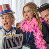 "Students pose in the UAF Facebook photobooth during a back-to-school orientation party in the Wood Center.  <div class=""ss-paypal-button"">Filename: LIF-12-3517-132.jpg</div><div class=""ss-paypal-button-end"" style=""""></div>"