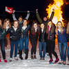 "Participants from the 2013 USSA Junior National Cross Country Ski Championships pose for a photo at a bonfire after the awards ceremony at the Student Recreation Center March 16, 2013.  <div class=""ss-paypal-button"">Filename: LIF-13-3760-34.jpg</div><div class=""ss-paypal-button-end"" style=""""></div>"