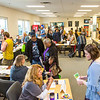 """Staff members turn out to answer community members' questions during the UAF Community and Technical College's (CTC) fall semester round up.  <div class=""""ss-paypal-button"""">Filename: LIF-15-4619-04.jpg</div><div class=""""ss-paypal-button-end""""></div>"""