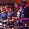 "Percussion students in Prof. Morris Palter's Ensemble 64.8 perform in the Davis Concert Hall as guests arrive for the chancellor's annual convocation address.  <div class=""ss-paypal-button"">Filename: LIF-13-3945-34.jpg</div><div class=""ss-paypal-button-end"" style=""""></div>"