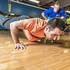 "Gavin Meggert, a personal trainer at the SRC, helps supervise Aaron Orr on his fitness routine during a workout session.  <div class=""ss-paypal-button"">Filename: LIF-14-4111-35.jpg</div><div class=""ss-paypal-button-end"" style=""""></div>"