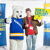 "Future UAF students and family members pose with the Nanook mascot during Inside Out.  <div class=""ss-paypal-button"">Filename: LIF-16-4839-84.jpg</div><div class=""ss-paypal-button-end""></div>"