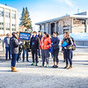 "Admissions student employee Kelly Logue leads a group of prospective high school juniors and seniors on a campus tour during Inside Out event in March.  <div class=""ss-paypal-button"">Filename: LIF-14-4116-52.jpg</div><div class=""ss-paypal-button-end"" style=""""></div>"