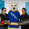 "Prospective students pose with the UAF mascot during the Fall 2015 Inside Out event hosted by UAF's office of admissions and the registrar.  <div class=""ss-paypal-button"">Filename: LIF-14-4353-25.jpg</div><div class=""ss-paypal-button-end""></div>"