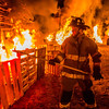 """Jared William Conrad joined Chancellor Rogers Saturday night in lighting the annual Starvation Gulch bonfires. Conrad won a drawing sponsored by UAF Traditions which allowed him the honor which is now bestowed upon a student each year.  <div class=""""ss-paypal-button"""">Filename: LIF-12-3571-163.jpg</div><div class=""""ss-paypal-button-end"""" style=""""""""></div>"""
