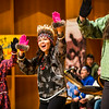 "Kelsey Wallace dances with the University of Alaska Fairbanks' Inu-Yupiak Dance Group during the 2014 Festival of Native Arts.  <div class=""ss-paypal-button"">Filename: LIF-14-4099-144.jpg</div><div class=""ss-paypal-button-end""></div>"