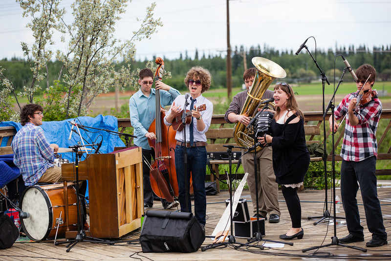 "Summer Sessions features local band Haifa at the Music in the Garden series at the Georgeson Botanical Garden.  <div class=""ss-paypal-button"">Filename: LIF-12-3437-31.jpg</div><div class=""ss-paypal-button-end"" style=""""></div>"