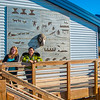 """Students Alyssa Wols, left, and Marjorie Tahbone walk between buildings at UAF's Northwest Campus in Nome.  <div class=""""ss-paypal-button"""">Filename: LIF-16-4865-254.jpg</div><div class=""""ss-paypal-button-end""""></div>"""