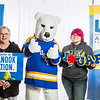 "Future UAF students and family members pose with the Nanook mascot during Inside Out.  <div class=""ss-paypal-button"">Filename: LIF-16-4839-85.jpg</div><div class=""ss-paypal-button-end""></div>"