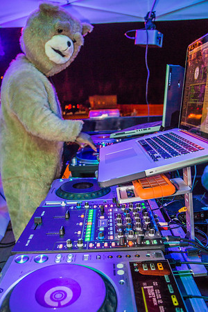 """A special guest DJ spun some tunes during UAF's 2012 Starvation Gulch bonfire celebration.  <div class=""""ss-paypal-button"""">Filename: LIF-12-3571-054.jpg</div><div class=""""ss-paypal-button-end"""" style=""""""""></div>"""