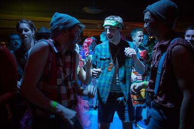 UAF ResLife hosts their annual Halloween dance at the HesRec Center.  Filename: LIF-14-4367-55.jpg