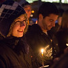 "Ellen Mitchell attends a ceremony commemorating the 1957 Tradition Stone candle light vigil on Constitution Park on March of 2013.  <div class=""ss-paypal-button"">Filename: LIF-13-3763-13.jpg</div><div class=""ss-paypal-button-end"" style=""""></div>"