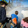 "Youngsters try out firefighting equipment and gear during the Kids 2 College program on Campus.  <div class=""ss-paypal-button"">Filename: LIF-14-4160-45.jpg</div><div class=""ss-paypal-button-end""></div>"
