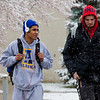 "Students leaving Bunnell on Monday afternoon encountered the first snowfall of the semester.  <div class=""ss-paypal-button"">Filename: LIF-11-3199-23.jpg</div><div class=""ss-paypal-button-end"" style=""""></div>"