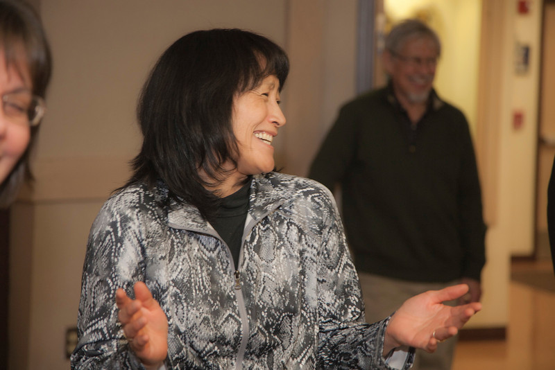 "Executive Dean of the College of Rural and Community Development Bernice Joseph spoke about Kay Thomas' career at her retirement party.  <div class=""ss-paypal-button"">Filename: LIF-12-3271-58.jpg</div><div class=""ss-paypal-button-end"" style=""""></div>"