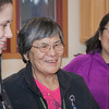 "Margie Attla (center) talks about cooking reindeer meat with the other members of her class on native nutrition held by UAF Rural Nutrition Services (RNS).  <div class=""ss-paypal-button"">Filename: LIF-12-3278-45.jpg</div><div class=""ss-paypal-button-end"" style=""""></div>"