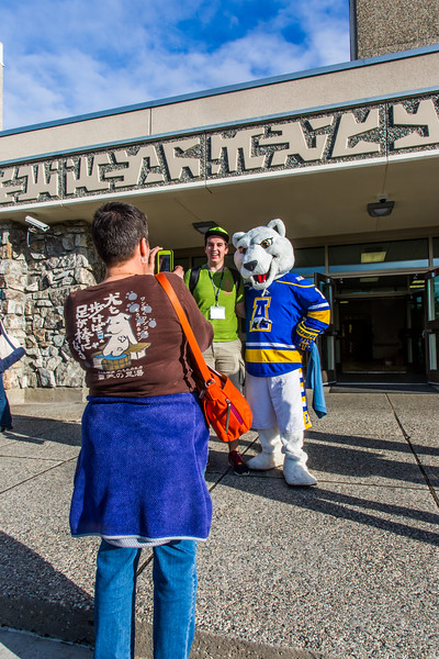"Returning students, staff and parents all pitch in to help new arrivals move into the residence halls during Rev It Up on the Fairbanks campus at the beginning of the fall 2015 semester.  <div class=""ss-paypal-button"">Filename: LIF-15-4636-066.jpg</div><div class=""ss-paypal-button-end""></div>"