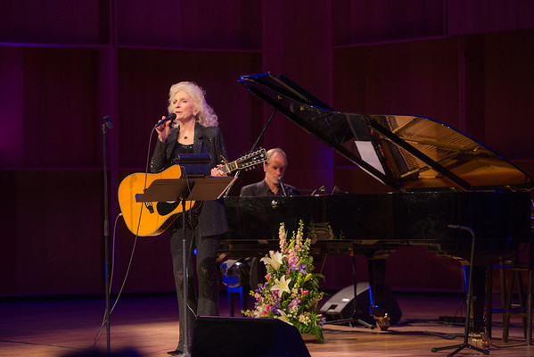 """Legendary American folk singer Judy Collins performed in UAF's Davis Concert Hall in May 2013.  <div class=""""ss-paypal-button"""">Filename: LIF-13-3816-159.jpg</div><div class=""""ss-paypal-button-end"""" style=""""""""></div>"""