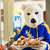 "Nook is ready to serve donuts during the 2018 Summer Inside Out Donuts with Deans event at the Engineering Learning and Innovation Facility.  <div class=""ss-paypal-button"">Filename: LIF-18-5826-98.jpg</div><div class=""ss-paypal-button-end""></div>"