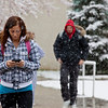 "Students leaving Bunnell on Monday afternoon encountered the first snowfall of the semester.  <div class=""ss-paypal-button"">Filename: LIF-11-3199-20.jpg</div><div class=""ss-paypal-button-end"" style=""""></div>"