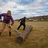 """Students Imuya Dooley and  Benjamin McDaniel participated in the 2011 Farthest North Forest Sports Festival hosted by the UAF School of Natural Resources & Agricultural Sciences.  <div class=""""ss-paypal-button"""">Filename: LIF-11-3185-72.jpg</div><div class=""""ss-paypal-button-end"""" style=""""""""></div>"""