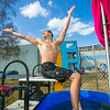 "Andre Koehrer gets dunked repeatedly to raise funds for the pre-med student club during SpringFest 2012.  <div class=""ss-paypal-button"">Filename: LIF-12-3382-55.jpg</div><div class=""ss-paypal-button-end"" style=""""></div>"